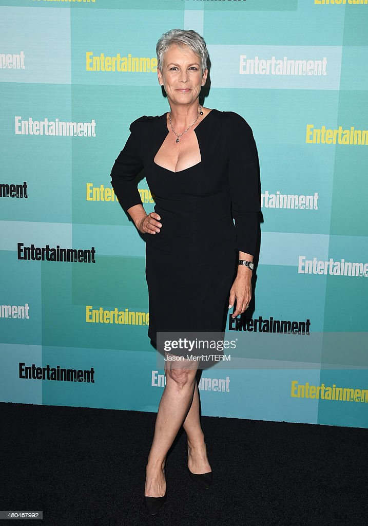 Actress Jamie Lee Curtis attends Entertainment Weekly's ComicCon 2015 Party sponsored by HBO Honda Bud Light Lime and Bud Light Ritas at FLOAT at The...