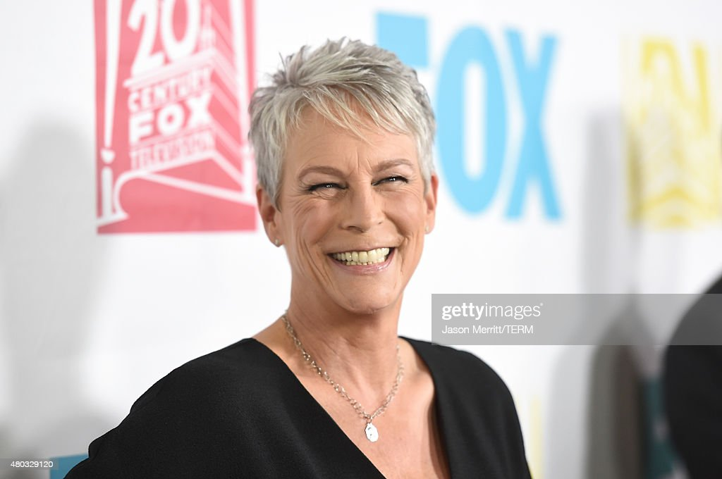 Actress Jamie Lee Curtis attends the 20th Century Fox party during Comic-Con International 2015 at Andaz Hotel on July 10, 2015 in San Diego, California.