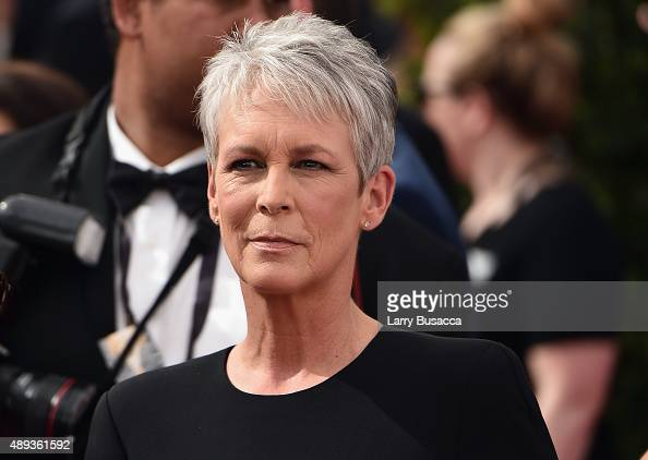 Actress Jamie Lee Curtis attends the 67th Annual Primetime Emmy Awards ...