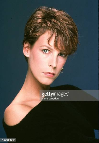 Actress Jamie Lee Curtis poses for a portrait in 1985 in Los Angeles ...