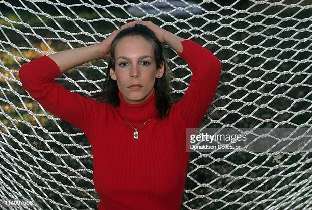Actress Jamie Lee Curtis poses for a portrait in December 1978 in Los Angeles California