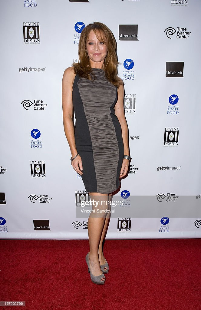 Actress Jamie Luner attends the Divine Design 2012 Opening Rock 'n' Roll Party on November 29, 2012 in Beverly Hills, California.