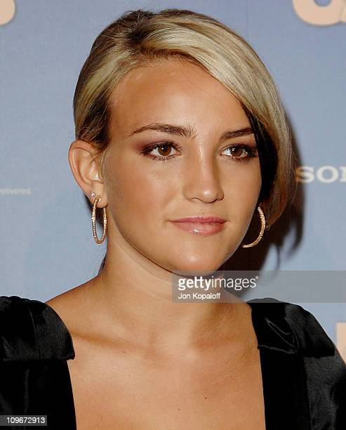 Actress Jamie Lynn Spears arrives at the 'Us Weekly's Hot Hollywood 2007 Arrivals' at Opera on September 26 2007 in Hollywood California