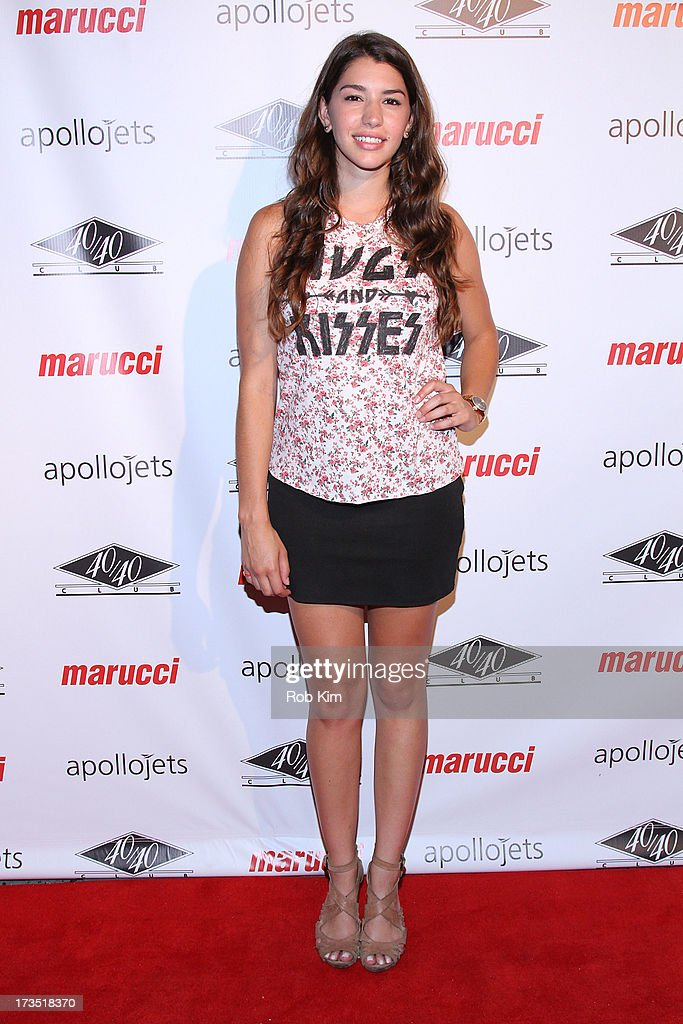 Actress Jamie Ray Hyder of True Blood attends the Marucci Sports 4th Annual All-Star State Of Mind Celebration at 40 / 40 Club on July 15, 2013 in New York City.