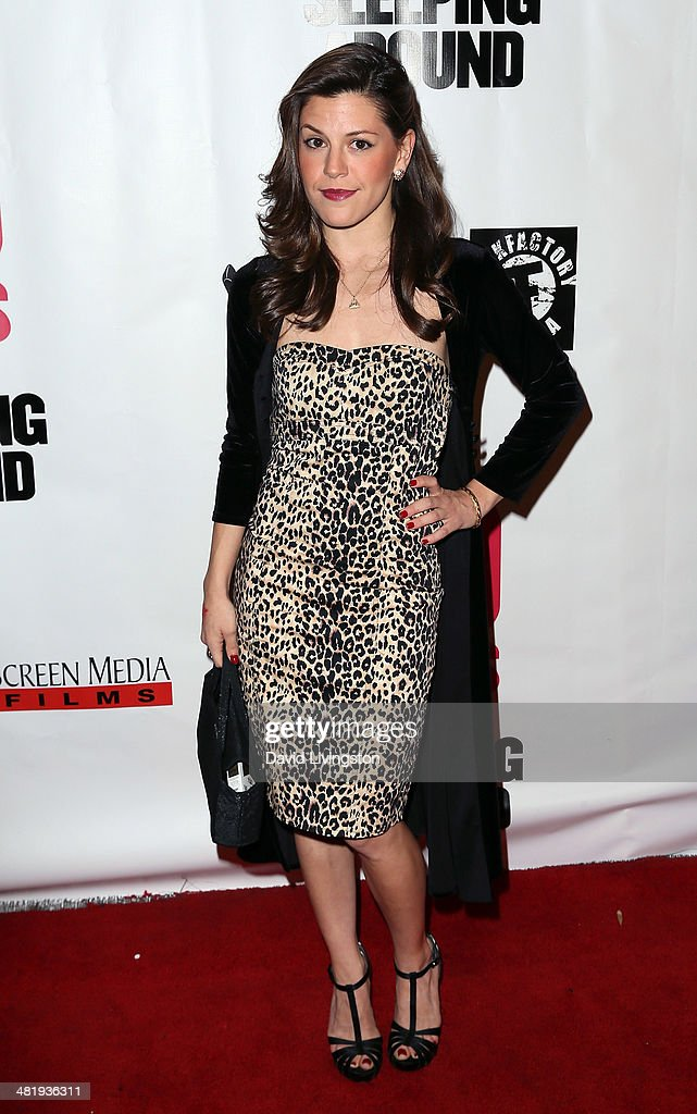 Actress Jamie Renee Smith attends the premiere of Screen Media Films' '10 Rules for Sleeping Around' at the Egyptian Theatre on April 1, 2014 in Hollywood, California.