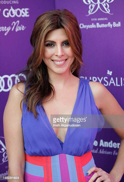 Actress JamieLynn Sigler attends the 11th Annual Chrysalis Butterfly Ball on June 9 2012 in Los Angeles California