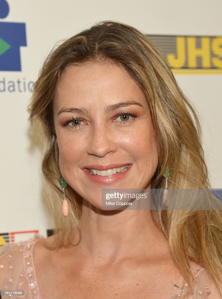 Actress Janaina Tschape attends the 11th BrazilFoundation NYC Gala at MOMA on September 18, 2013 in New York City.