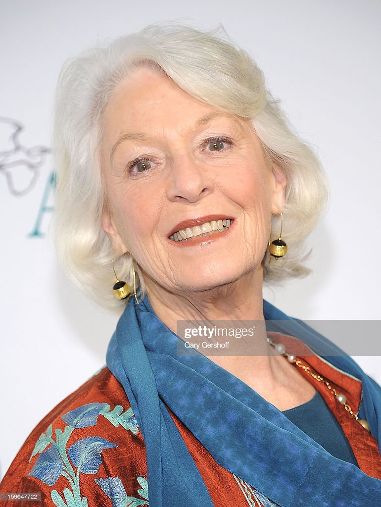 Actress Jane Alexander attends the 2013 National Audubon Society Gala Dinner at The Plaza Hotel on January 17, 2013 in New York City.