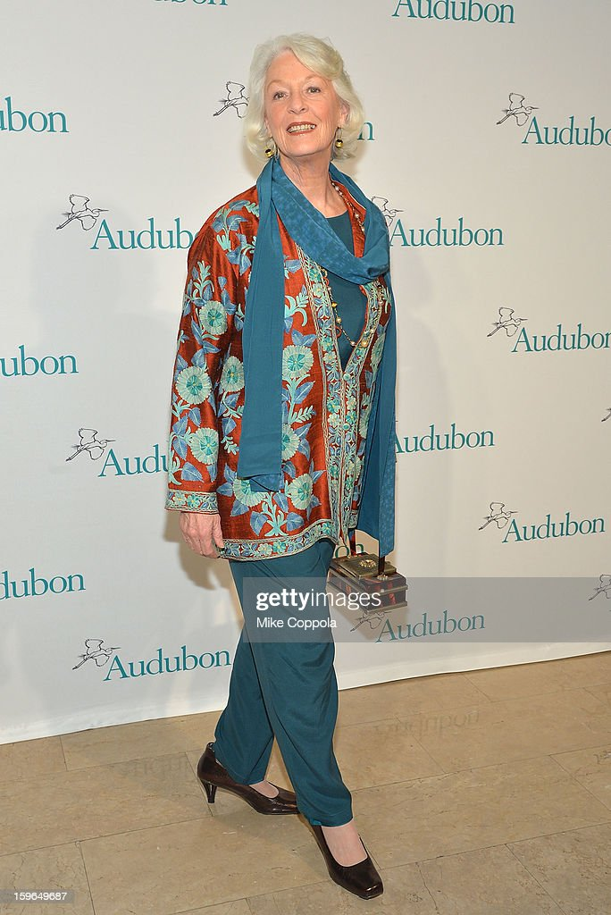 Actress Jane Alexander attends the 2013 National Audubon Society Gala Dinner on January 17, 2013 in New York, United States.