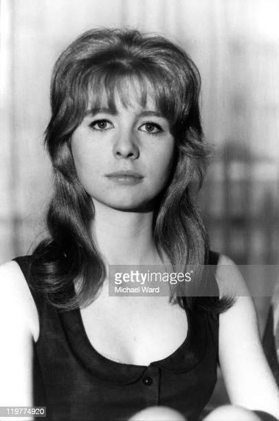Actress Jane Asher July 9th 1963