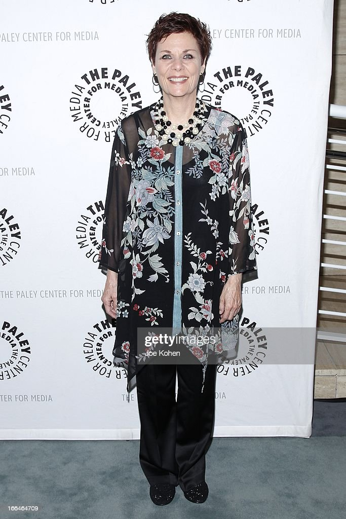 Actress Jane Elliot attends 'General Hospital celebrating 50 years and looking forward' at The Paley Center for Media on April 12, 2013 in Beverly Hills, California.