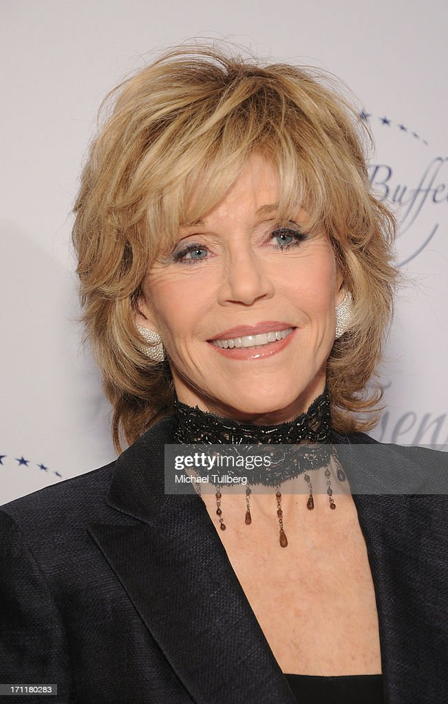 Actress <a gi-track='captionPersonalityLinkClicked' href=/galleries/search?phrase=Jane+Fonda&family=editorial&specificpeople=202174 ng-click='$event.stopPropagation()'>Jane Fonda</a> attends the LA's Best 25th Anniversary Gala at The Beverly Hilton Hotel on June 22, 2013 in Beverly Hills, California.