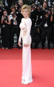 Actress Jane Fonda attends the 'Sleeping Beauty' Premiere during the 64th Annual Cannes Film Festival at the Palais des Festivals on May 12 2011 in...