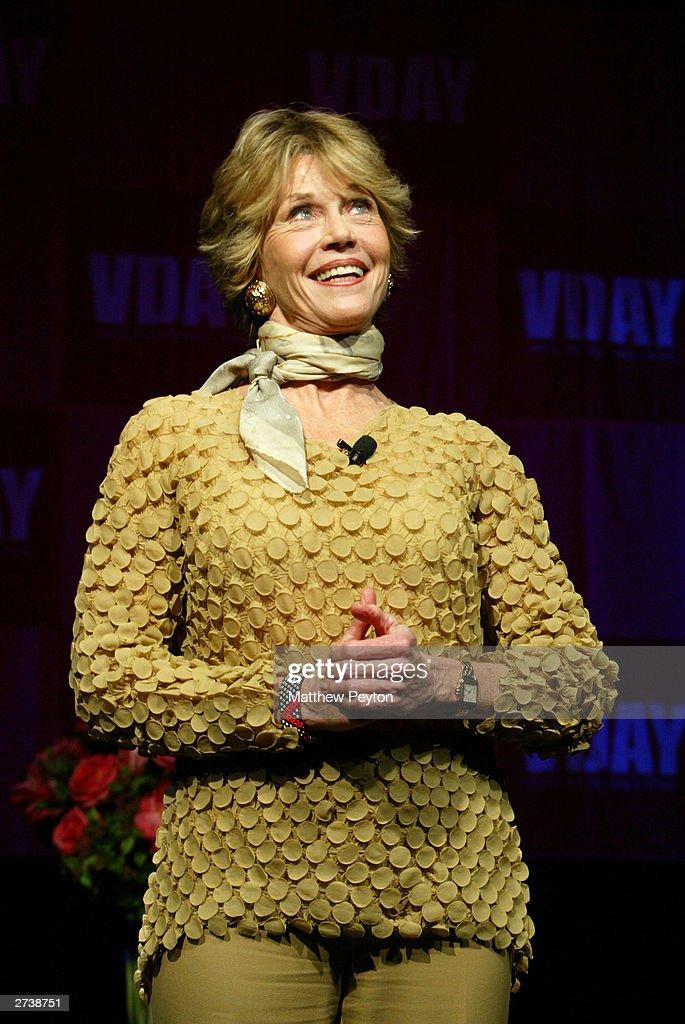Jane Fonda Vagina Dialog