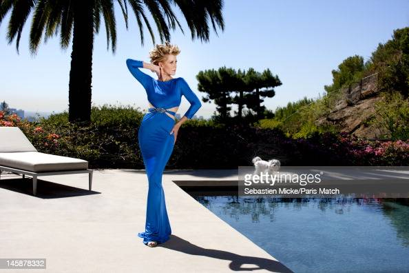 Jane Fonda, Paris Match,