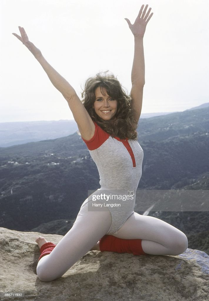 Actress <a gi-track='captionPersonalityLinkClicked' href=/galleries/search?phrase=Jane+Fonda&family=editorial&specificpeople=202174 ng-click='$event.stopPropagation()'>Jane Fonda</a> poses for a portrait in 1983 in Los Angeles, California.