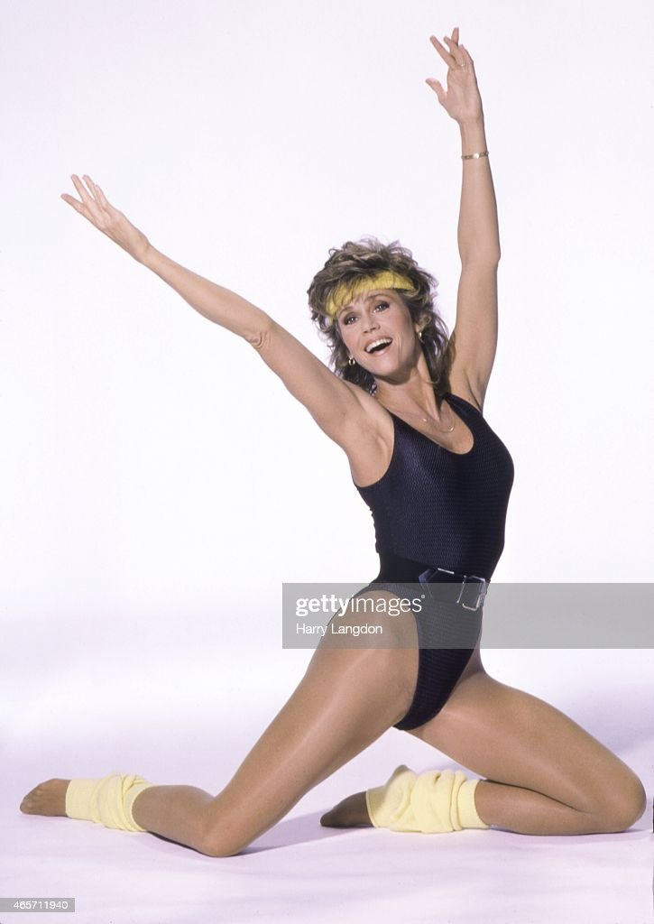 Actress <a gi-track='captionPersonalityLinkClicked' href=/galleries/search?phrase=Jane+Fonda&family=editorial&specificpeople=202174 ng-click='$event.stopPropagation()'>Jane Fonda</a> poses for a portrait in 1984 in Los Angeles, California.