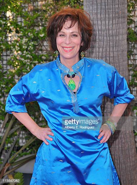Actress Jane Kaczmarek arrives to the Geffen Playhouse's Annual 'Backstage at the Geffen' Gala on May 2 2011 in Los Angeles California