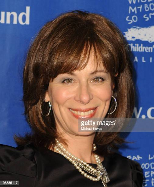 Actress Jane Kaczmarek attends the Children's Defense Fund's 19th Annual Los Angeles 'Beat the Odds' Awards at Beverly Hills Hotel on December 3 2009...