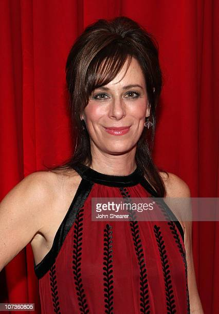 Actress Jane Kaczmarek inside the Frederick's of Hollywood 2008 Spring collection fashion show to benefit Clothes off our Back at the Hollywood...