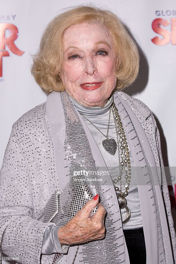 Actress Jane Kean attends the Los Angeles opening night of 'Sister Act' at the Pantages Theatre on July 9, 2013 in Hollywood, California.