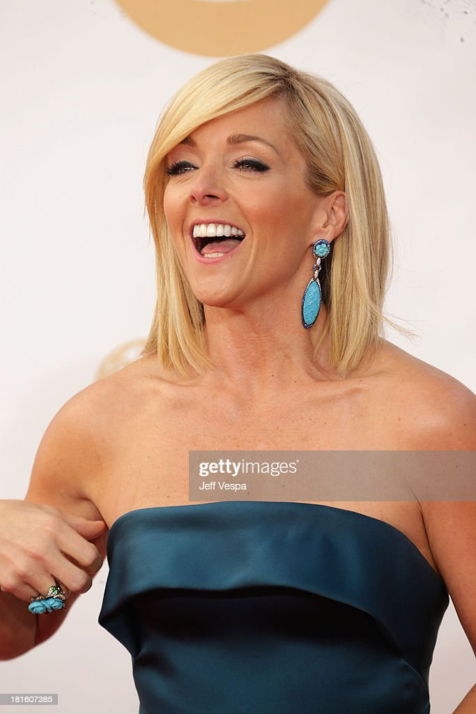 Actress Jane Krakowski arrives at the 65th Annual Primetime Emmy Awards held at Nokia Theatre L.A. Live on September 22, 2013 in Los Angeles, California.