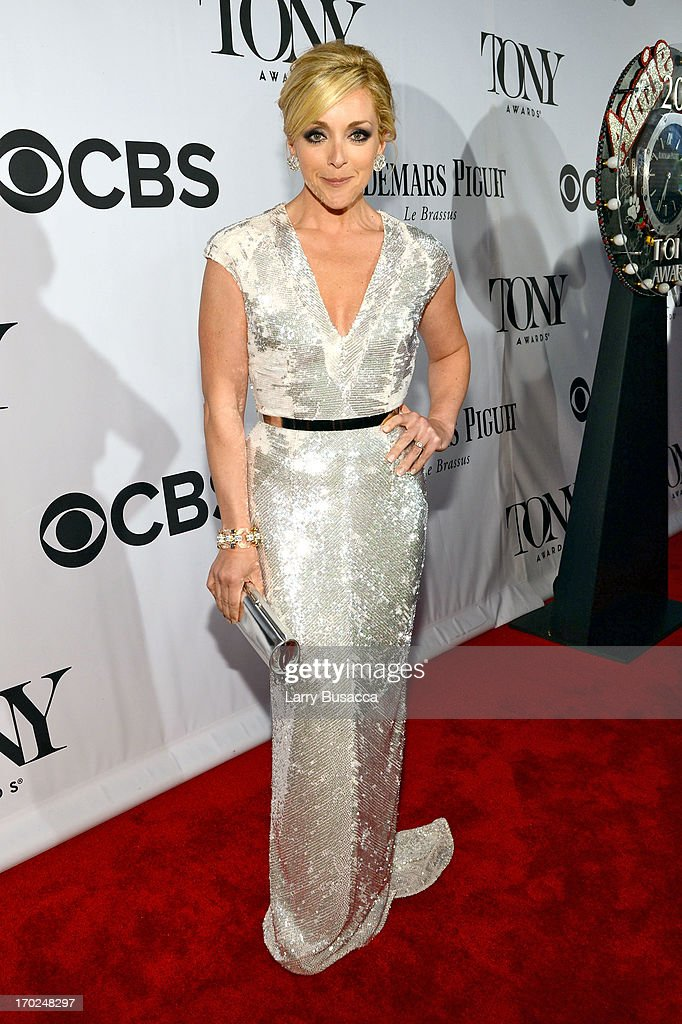 Actress Jane Krakowski attends The 67th Annual Tony Awards at Radio City Music Hall on June 9 2013 in New York City