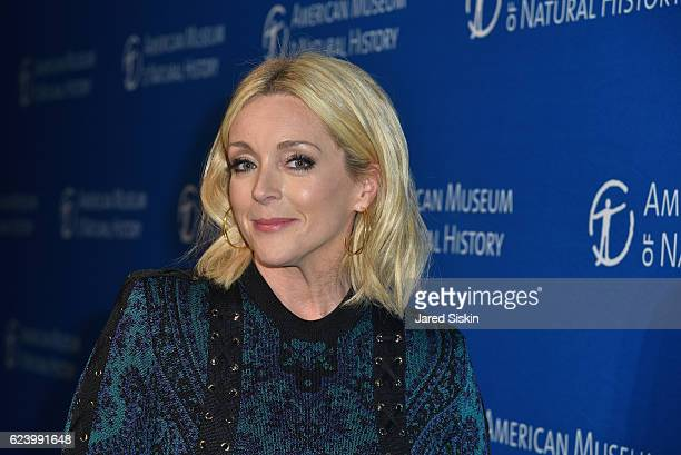 Actress Jane Krakowski attends the American Museum of Natural History's 2016 Museum Gala at American Museum of Natural History on November 17 2016 in...