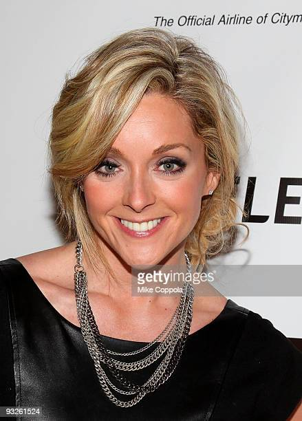 Actress Jane Krakowski attends the CitymealsonWheels 23rd annual 'Power Lunch for Women' at Cipriani 42nd Street on November 20 2009 in New York City