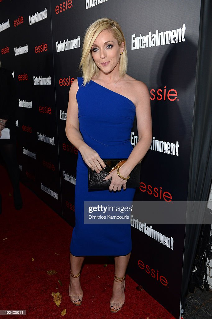 Actress <a gi-track='captionPersonalityLinkClicked' href=/galleries/search?phrase=Jane+Krakowski&family=editorial&specificpeople=203166 ng-click='$event.stopPropagation()'>Jane Krakowski</a> attends the Entertainment Weekly celebration honoring this year's SAG Awards nominees sponsored by TNT & TBS and essie at Chateau Marmont on January 17, 2014 in Los Angeles, California.
