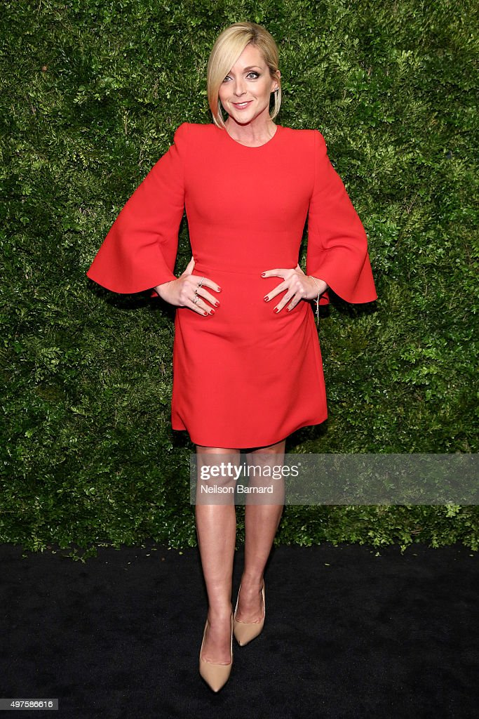 Actress <a gi-track='captionPersonalityLinkClicked' href=/galleries/search?phrase=Jane+Krakowski&family=editorial&specificpeople=203166 ng-click='$event.stopPropagation()'>Jane Krakowski</a> attends the Museum of Modern Art's 8th Annual Film Benefit Honoring Cate Blanchett at the Museum of Modern Art on November 17, 2015 in New York City.