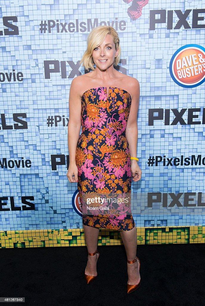 """Pixels"" New York Premiere - Inside Arrivals"