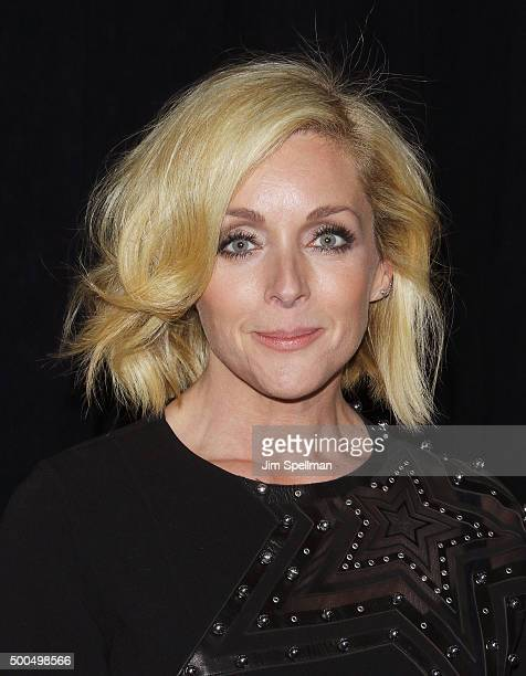 Actress Jane Krakowski attends the 'Sisters' New York premiere at Ziegfeld Theater on December 8 2015 in New York City