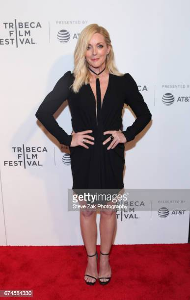 Actress Jane Krakowski attends the 'Unbreakable Kimmy Schmidt' screening during the 2017 Tribeca Film Festival at BMCC Tribeca PAC on April 28 2017...