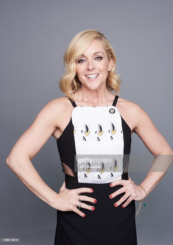 Actress <a gi-track='captionPersonalityLinkClicked' href=/galleries/search?phrase=Jane+Krakowski&family=editorial&specificpeople=203166 ng-click='$event.stopPropagation()'>Jane Krakowski</a> poses for a portrait at the 2016 Tony Awards Meet The Nominees Press Reception on May 4, 2016 in New York City.
