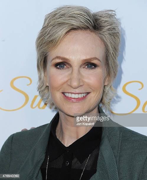 Actress Jane Lynch arrives at CBS Television Studios 3rd Annual Summer Soiree Party at The London Hotel on May 18 2015 in West Hollywood California