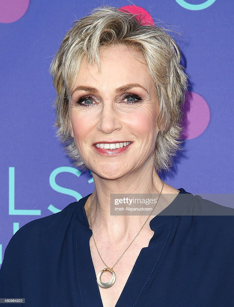 Actress Jane Lynch attends Fox's 'Girls Night Out' at Leonard H. Goldenson Theatre on June 9, 2014 in North Hollywood, California.