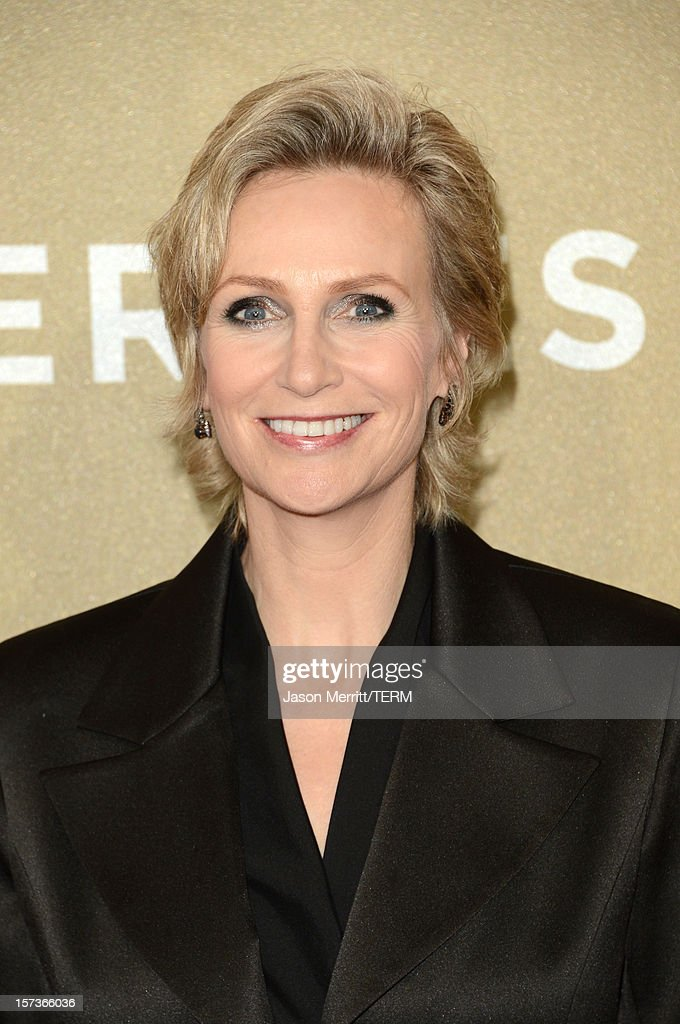 Actress <a gi-track='captionPersonalityLinkClicked' href=/galleries/search?phrase=Jane+Lynch&family=editorial&specificpeople=663918 ng-click='$event.stopPropagation()'>Jane Lynch</a> attends the CNN Heroes: An All Star Tribute at The Shrine Auditorium on December 2, 2012 in Los Angeles, California. 23046_004_JM_0087.JPG