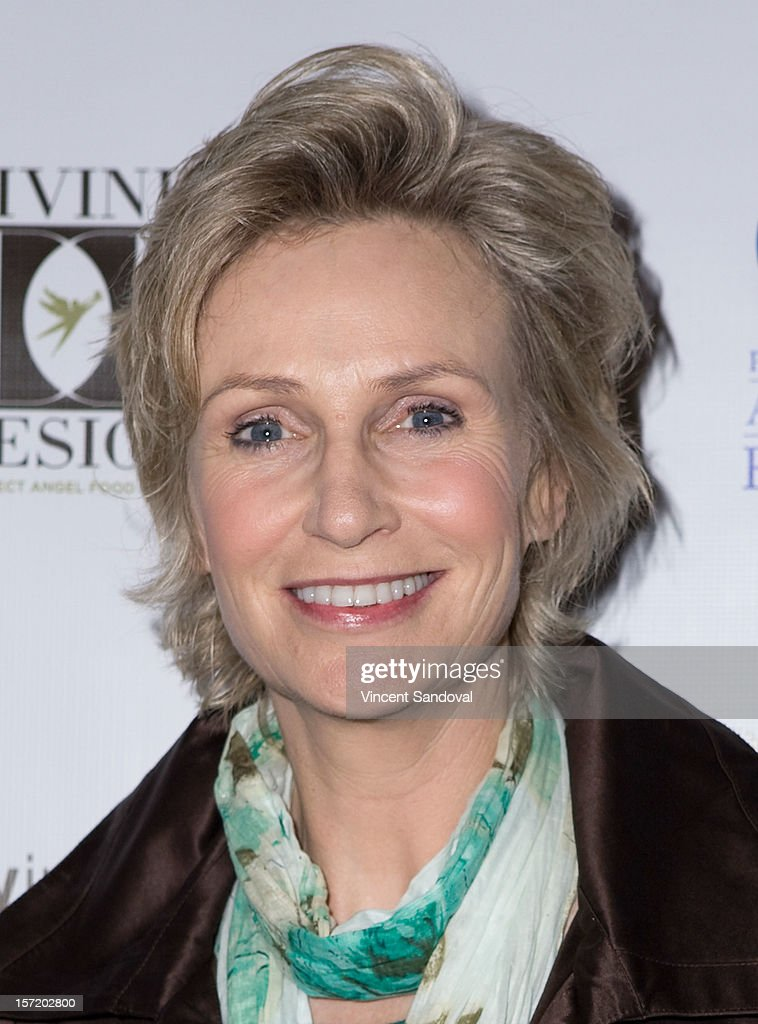 Actress <a gi-track='captionPersonalityLinkClicked' href=/galleries/search?phrase=Jane+Lynch&family=editorial&specificpeople=663918 ng-click='$event.stopPropagation()'>Jane Lynch</a> attends the Divine Design 2012 Opening Rock 'n' Roll Party on November 29, 2012 in Beverly Hills, California.