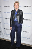Actress Jane Lynch attends the PaleyFest Icon Award 2013 held at The Paley Center for Media on February 27 2013 in Beverly Hills California