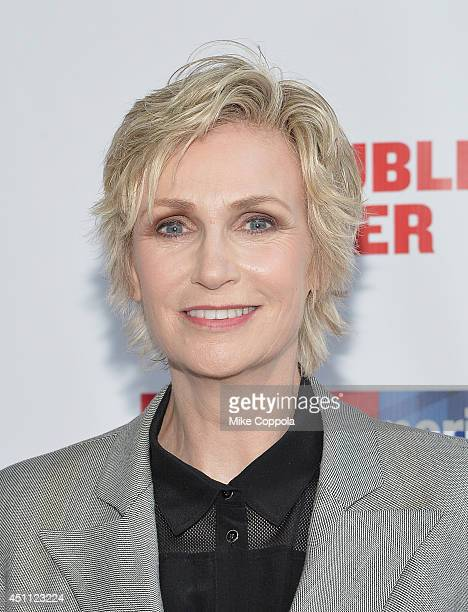 Actress Jane Lynch attends the Public Theater's 2014 Gala celebrating 'One Thrilling Combination' on June 23 2014 in New York United States