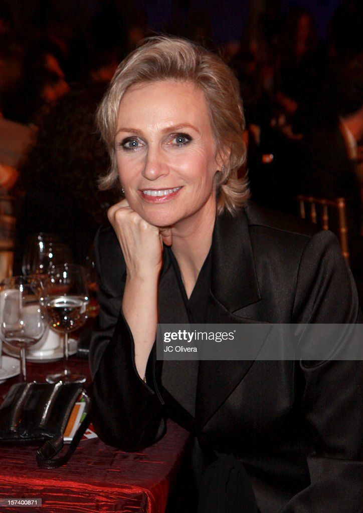 Actress Jane Lynch attends 'Trevor Live' honoring Katy Perry and Audi of America for The Trevor Project held at The Hollywood Palladium on December 2, 2012 in Los Angeles, California.