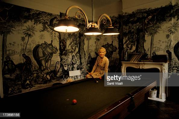 Actress Jane Powell at home on July 71974 in New York New York