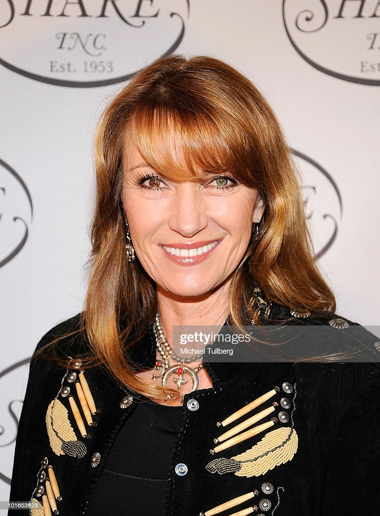 Actress Jane Seymour arrives at SHARE's 57th Annual BOOMTOWN Event to help at-risk youth held at the Santa Monica Civic Auditorium on June 5, 2010 in Santa Monica, California.