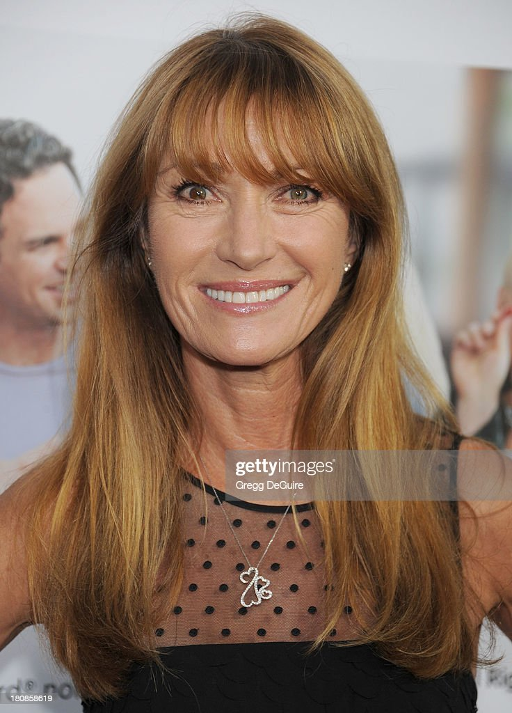 Actress Jane Seymour arrives at the Los Angeles premiere of 'Thanks For Sharing' at ArcLight Hollywood on September 16, 2013 in Hollywood, California.
