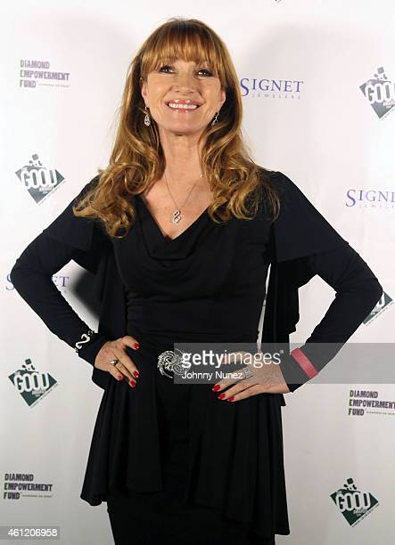 Actress Jane Seymour attends 2015 Diamond Empowerment Fund The Good Awards at Empire Hotel on January 8 2015 in New York City