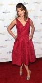 Actress Jane Seymour attends Hallmark Channel and the Hallmark Movie Channel Original Movies' Winter 2012 Television Critics Association Press...