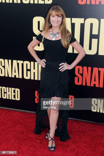 Actress Jane Seymour attends premiere of 20th Century Fox's' 'Snatched' at Regency Village Theatre on May 10 2017 in Westwood California