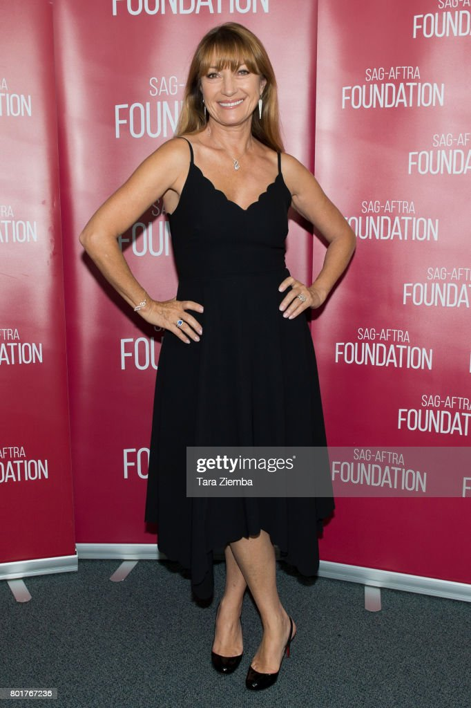 Actress Jane Seymour attends SAG-AFTRA Foundation Conversations Screening Of 'Pray For Rain' at SAG-AFTRA Foundation Screening Room on June 26, 2017 in Los Angeles, California.