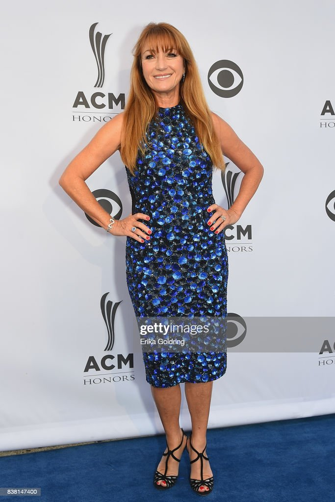 Actress Jane Seymour attends the 11th Annual ACM Honors at the Ryman Auditorium on August 23, 2017 in Nashville, Tennessee.